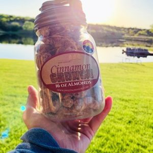 Cinnamon Crunch Almonds 16oz