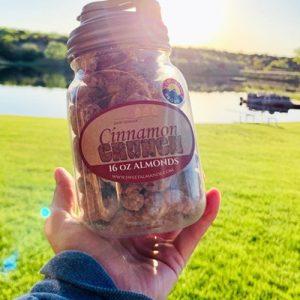 Cinnamon Crunch Almonds 16oz